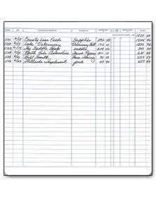 Executive Deskbook Register