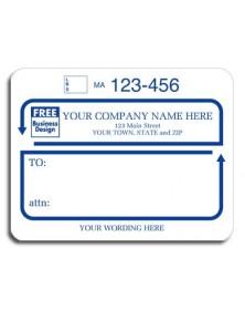 Jumbo Padded Mailing Labels