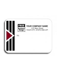 Handling Resistant Mailing Labels