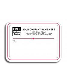 Mailing Label - Rolls (R1683) - Mailing Labels  - Labels | Printez.com