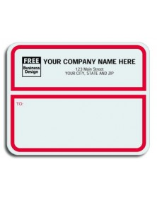 Jumbo Padded Shipping Labels