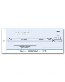 Compact General Disbursement Center Check