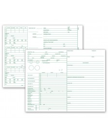 Optometry Vision Exam Analysis Records 2 Side