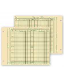 Payroll Forms, Loose Leaf