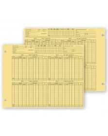 Employee Earnings Forms, Loose Leaf