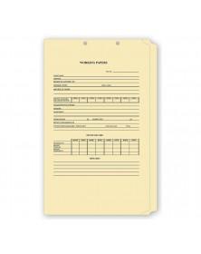Work Sheet Holders Legal 1 Piece