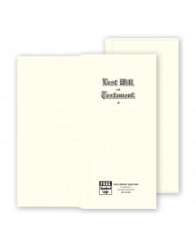 Engraved Will Envelopes