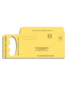 Doorknob Hanger Envelope