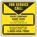 Contractor Service Labels (Item #CL14) - Popular Labels   - Labels | Printez.com