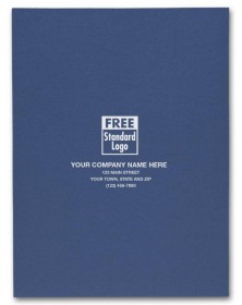 Classic Folder - Persian Blue