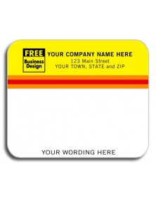 Personalized Message Imprinted Labels