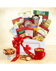 Doctor's Orders Get Well Food Gift Basket