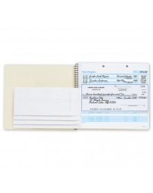 Easy Record Checkbook Without Cover