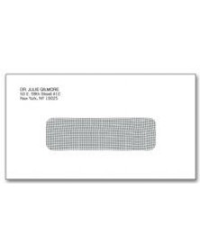#6 Single Window Envelopes