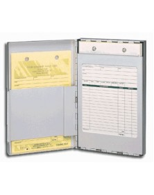 Portable Business Forms Metal Holder