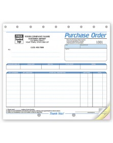 Purchase Orders - Small Multi-Color