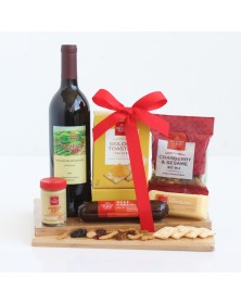 California Wine Experience Gift Crate