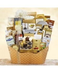 Ultimate Christmas Basket Corporate Gift
