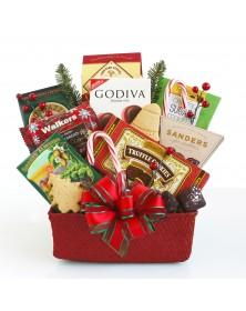 Seasons Snackings Food Gift Basket