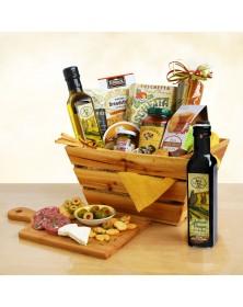 California, Italian Style Food Gift Basket