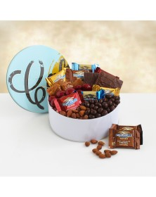 California Snackin' Gift Tin