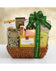 Forever in Your Heart Sympathy Food Gift Basket