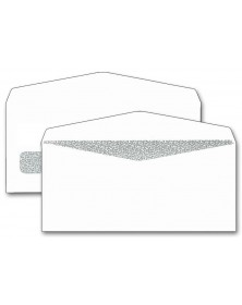 Confidential Single Window Check Envelopes