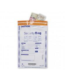 Single Pocket Deposit Bag Opaque