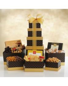 Signature Snacks Premium Gift Tower