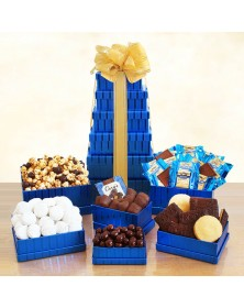 Kosher Sweets Food Gift Tower