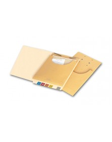 Expandable File Pockets, 40lb Kraft, 2 Hole Punch (Item #5917) - Business Checks Supplies  - Business Checks | Printez.com