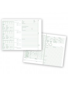 Optometry Vision Analysis Record