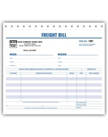 Freight Bills of Lading (6207) - Invoices  - General Forms