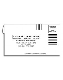 Easy Reply Business Envelopes