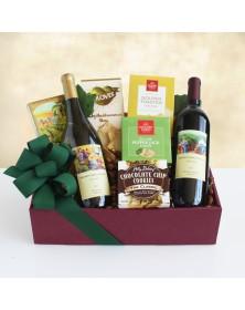 Tasting and Toasting Gift Box