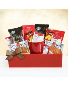Starbucks Happy Holidays Gifts