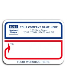 Smudge Resistant Imprinted Labels