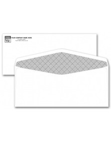 Confidential #10 Standard Size Business Envelopes