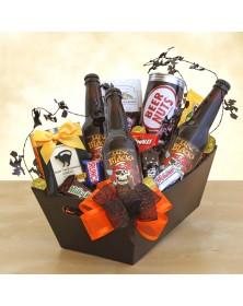 Black Jacks Root Beer & Snacks Food Gift Basket