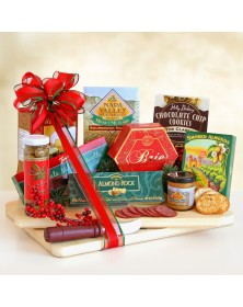 Share the Season Holiday Food Gift Cutting Board