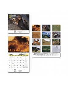 2019 National Geographic - Wildlife of the World - spiral