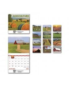 2019 Agriculture Wall Calendar