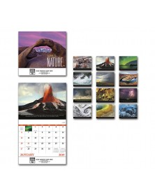 2019 Power Of Nature Wall Calendar