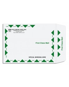 Personalized First-Class Mailing Envelope