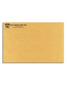 Open End Kraft Envelopes