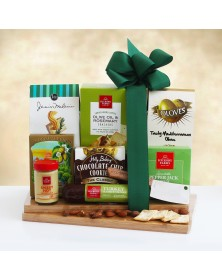 Cheeseboard Complete Food Gift