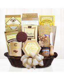 Thanks a Million Food Gift Basket