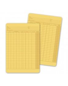 Pegboard Account Card
