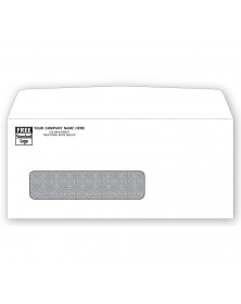 Single Window Confidential Envelope