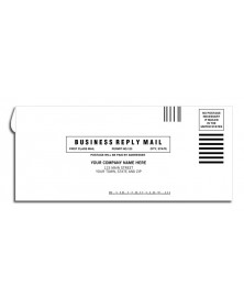 #9 Business Reply Envelopes